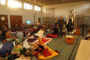 Gongkonzert Magische Frequenzen